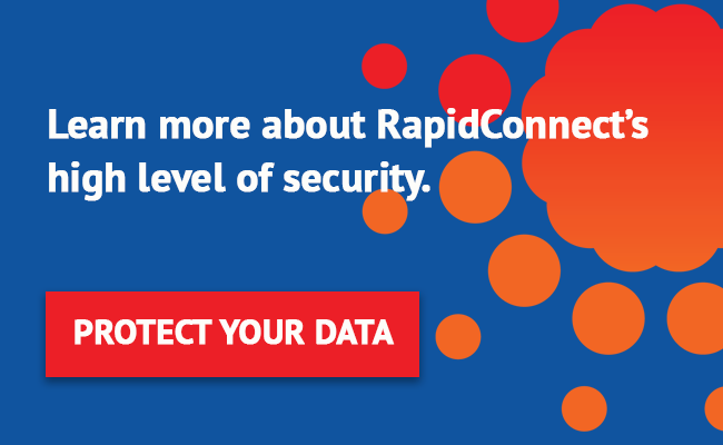 secure your communication with RapidConnect